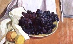 Gevork Kotyantz. Still-life. Oil on canvas, 38,5х43. 1964