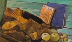 Gevork Kotyantz. Still-life. Oil on canvas, 47х55,5. 1967
