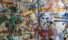Doubts of Alyosha Karamazov. Oil on canvas. 60х50. 2014.  Fr.4