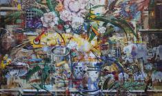 Doubts of Alyosha Karamazov. Oil on canvas. 60х50.2014